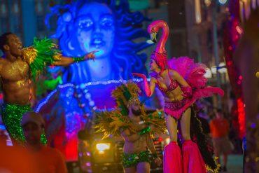 Universal Orlando Announces Dates for Mardi Gras 2019