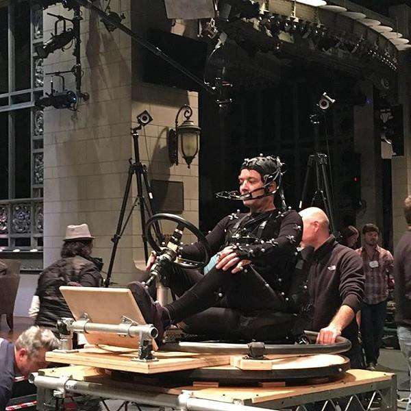 Behind the scenes look at Race Through New York Starring Jimmy Fallon