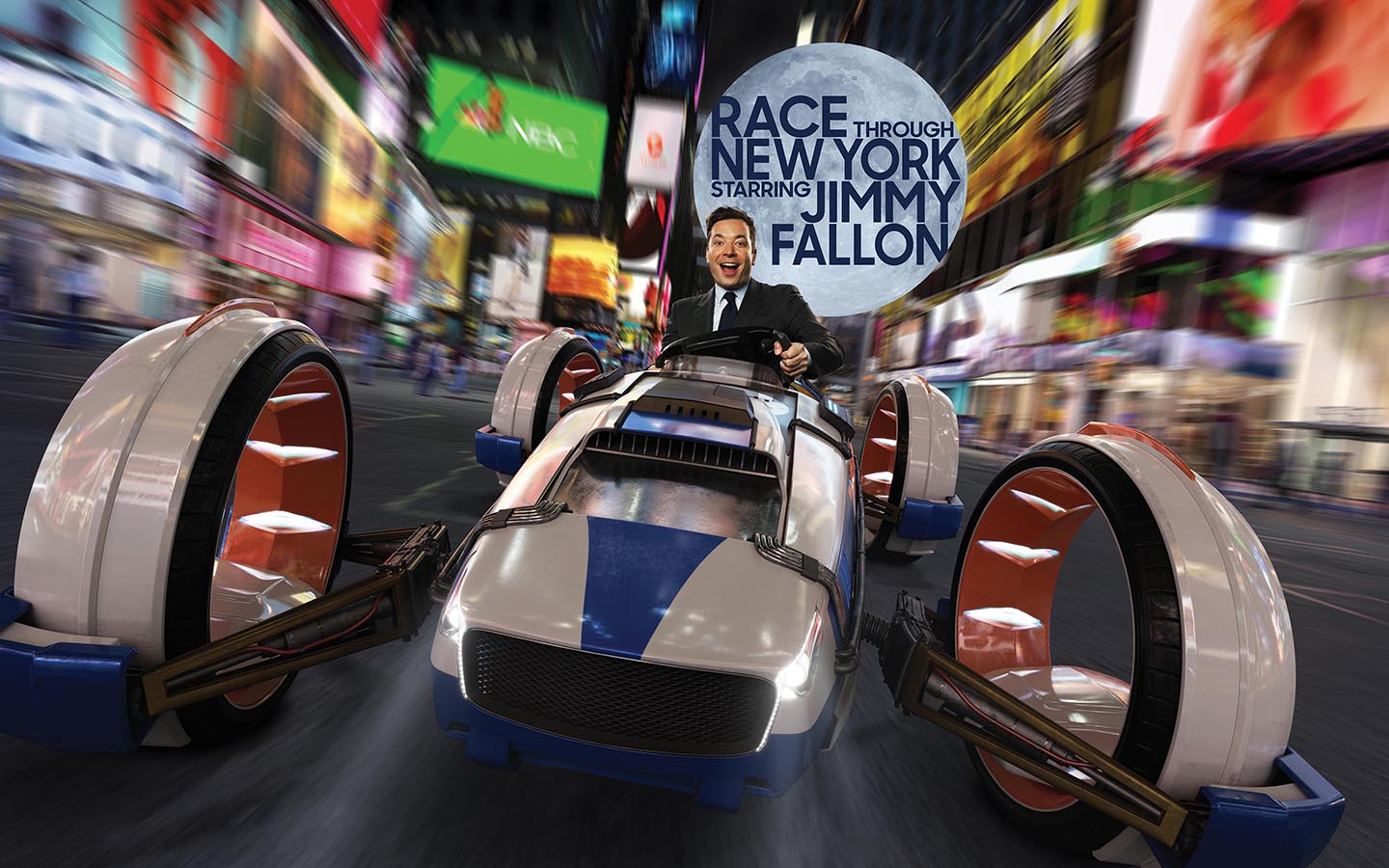 Race Through New York