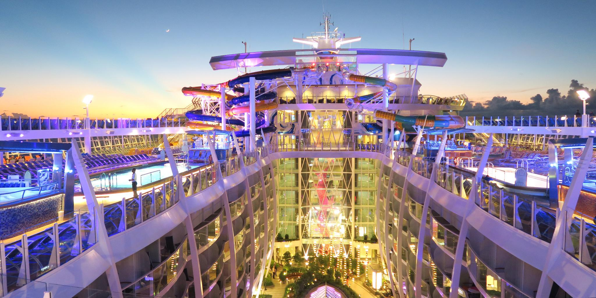 Symphony Of The Seas To Feature All New Experiences