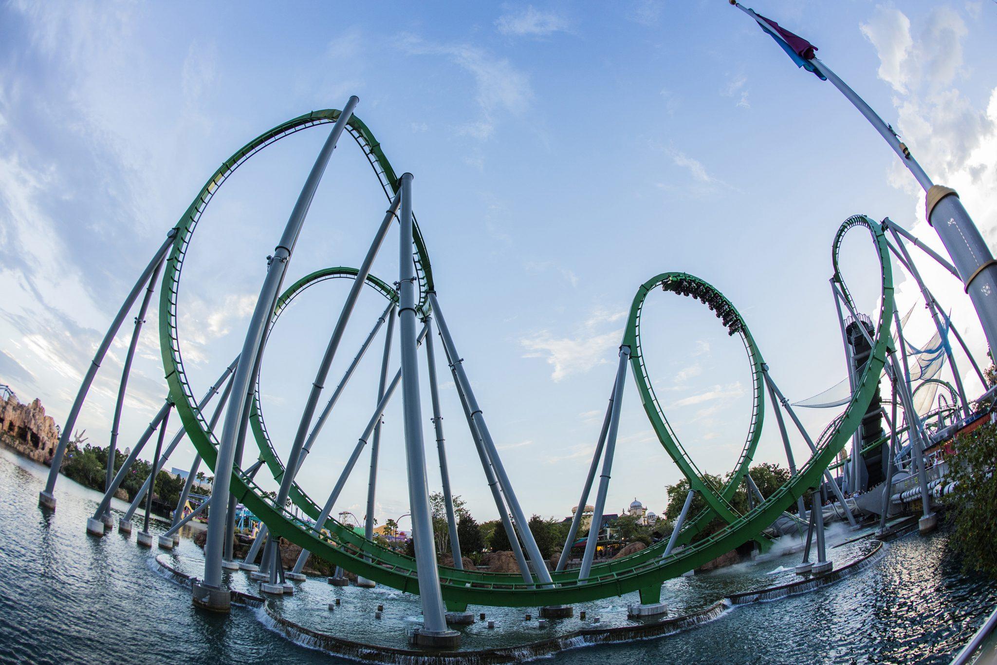 incredible hulk coaster - HD2048×1365