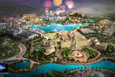 New Details for Universal Beijing Emerge