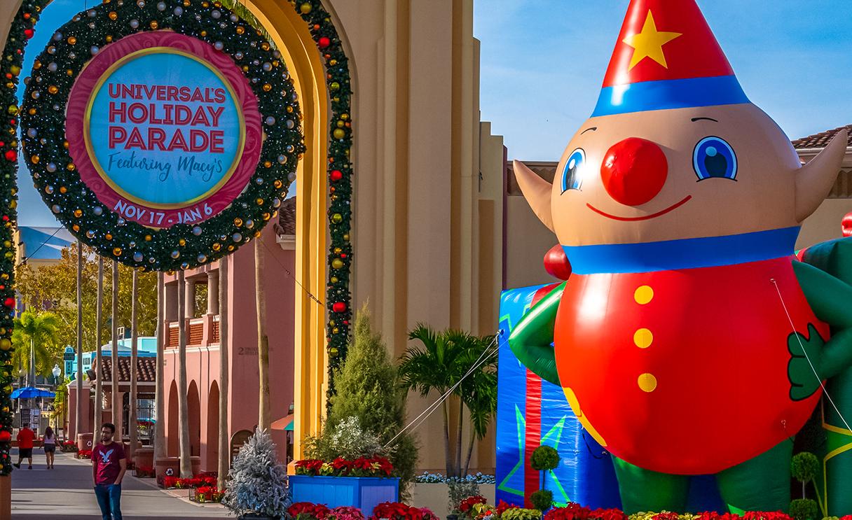 Universal Orlando Holidays