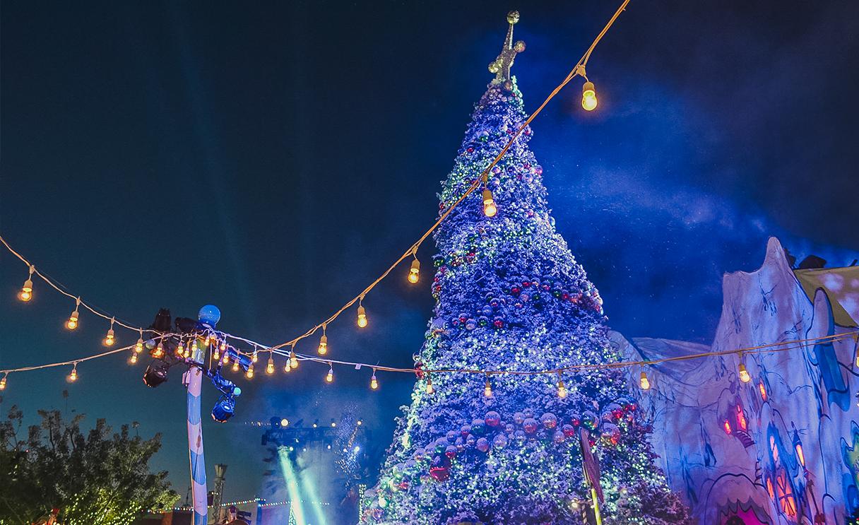 Universal Studios Hollywood Holidays