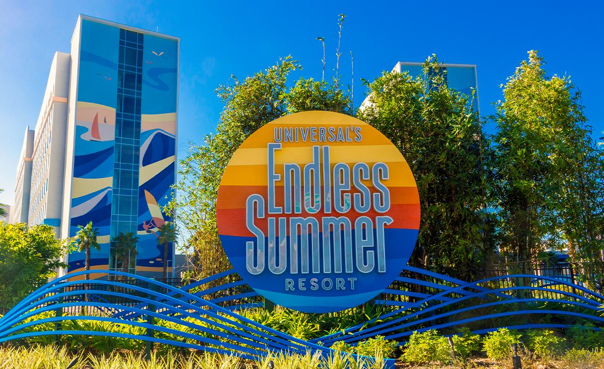 Universal's Surfside Inn & Suites